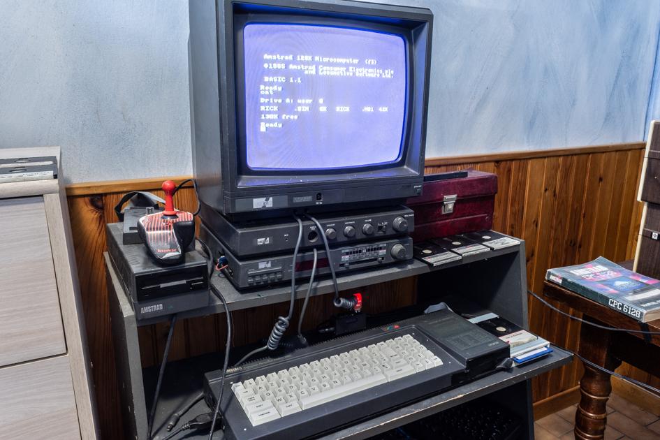 La collection de Monos  Cpc-6128