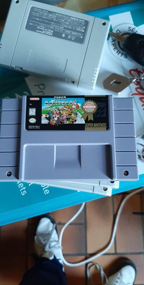 Super Mario Kart US